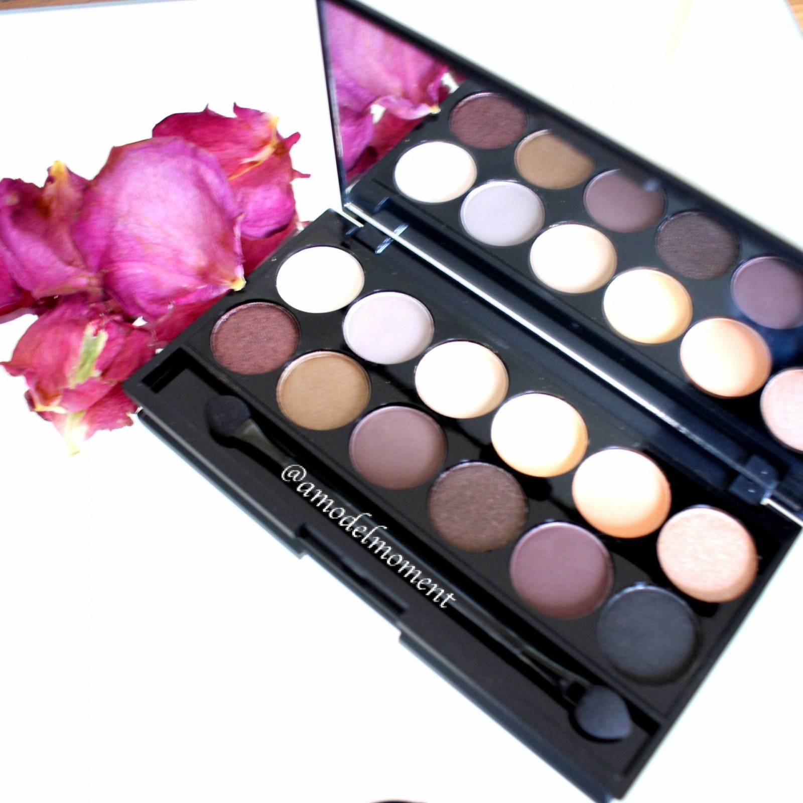 Sleek Eye Palette Review