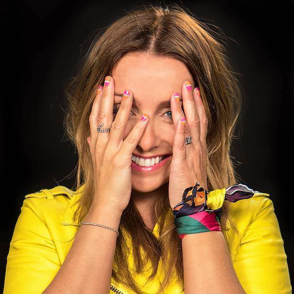 Louise Redknapp tells HELLO! her fashion and beauty secrets 💜
