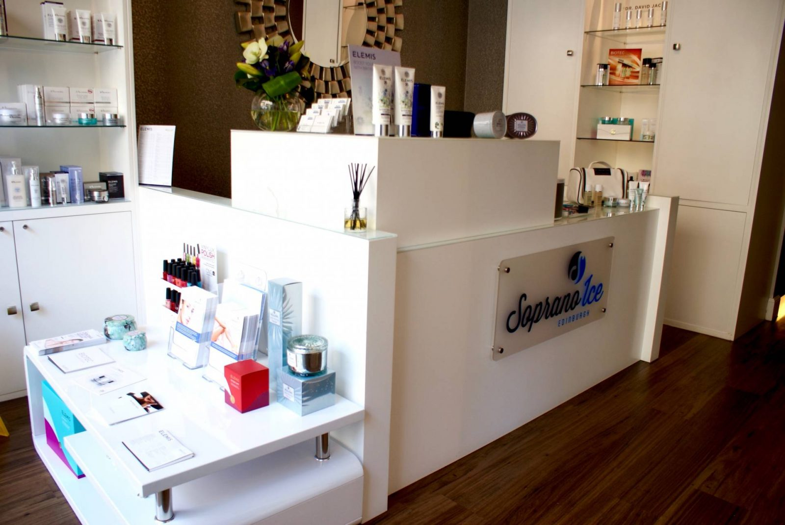 Elemis Biotec Facial at Soprano Ice Edinburgh