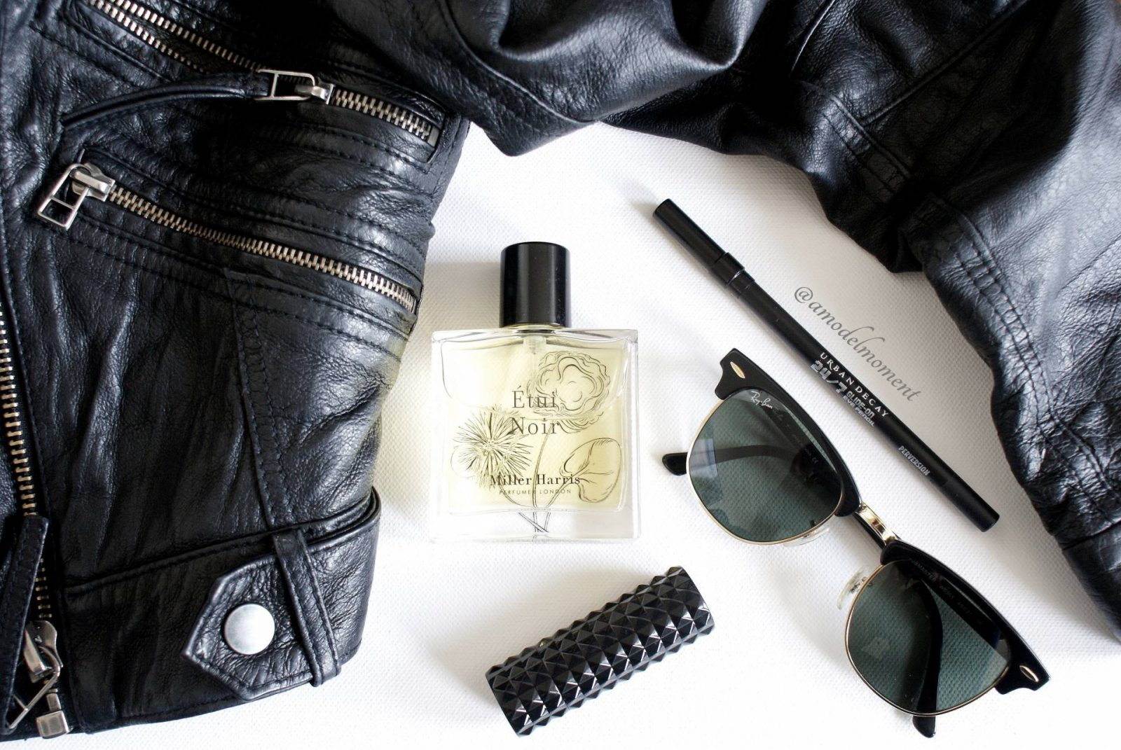 A Bold New British Scent … Étui Noir by Miller Harris