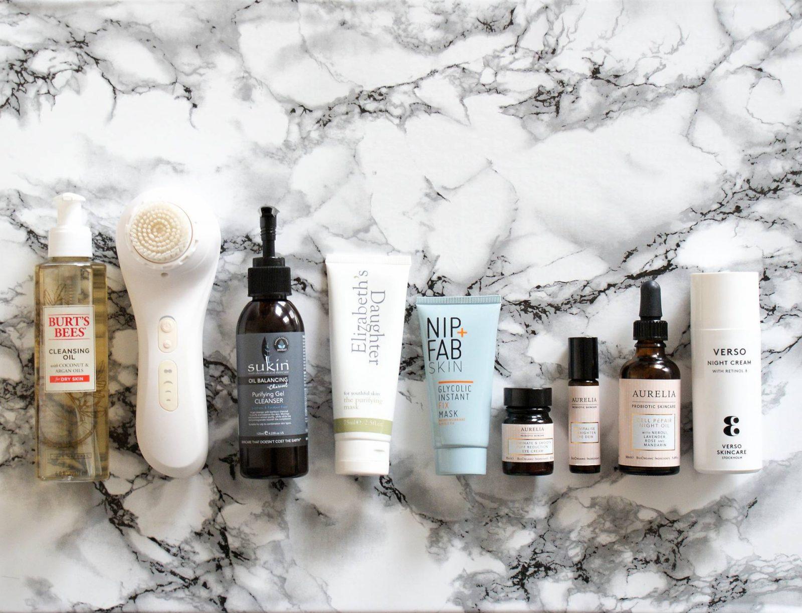 Sunday Night Skincare Sanctuary 🙏🏼