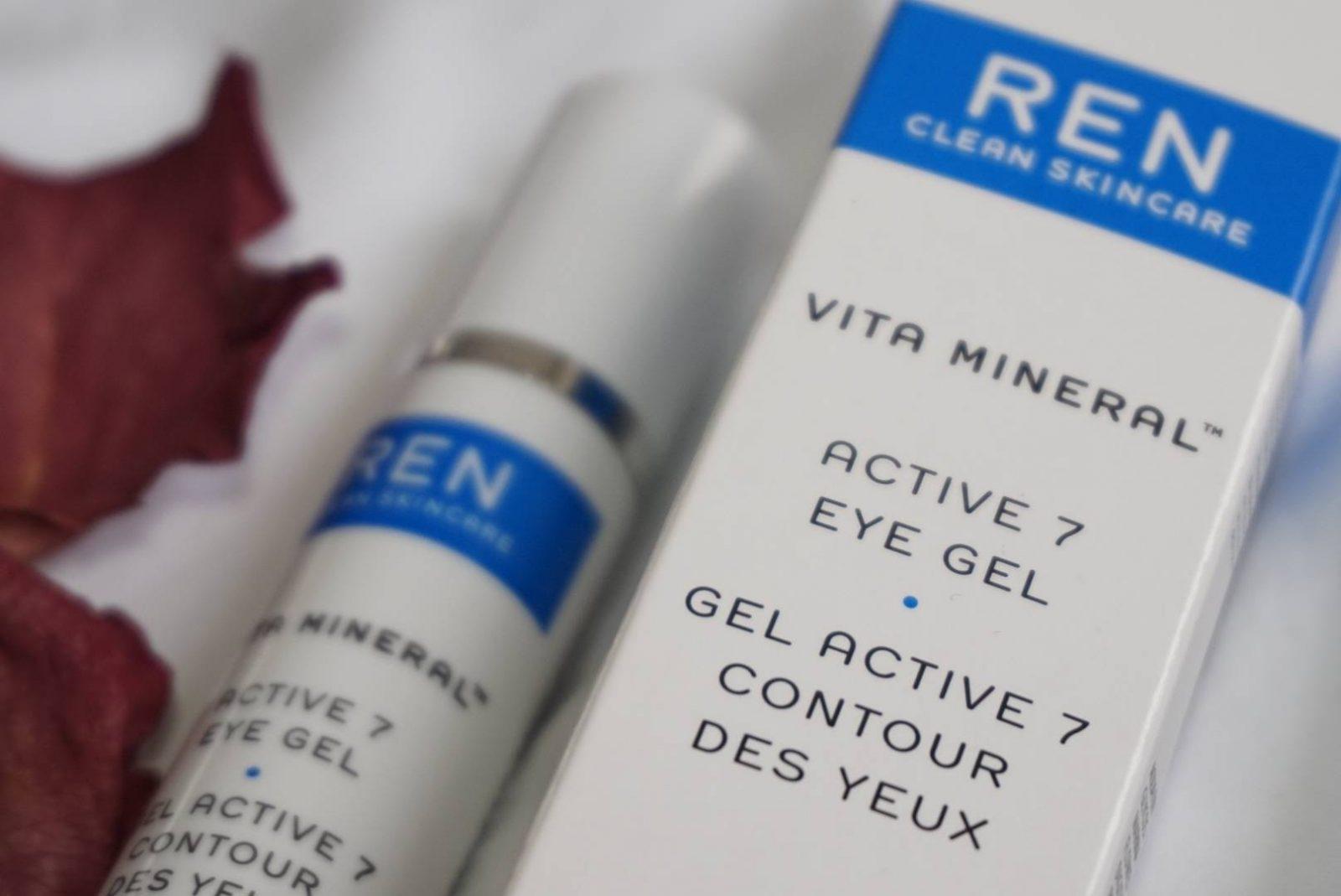 Ren Skincare –  Vita Mineral Range