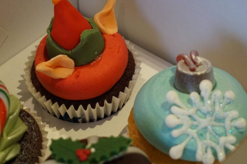 Cuckoo's Bakery Christmas