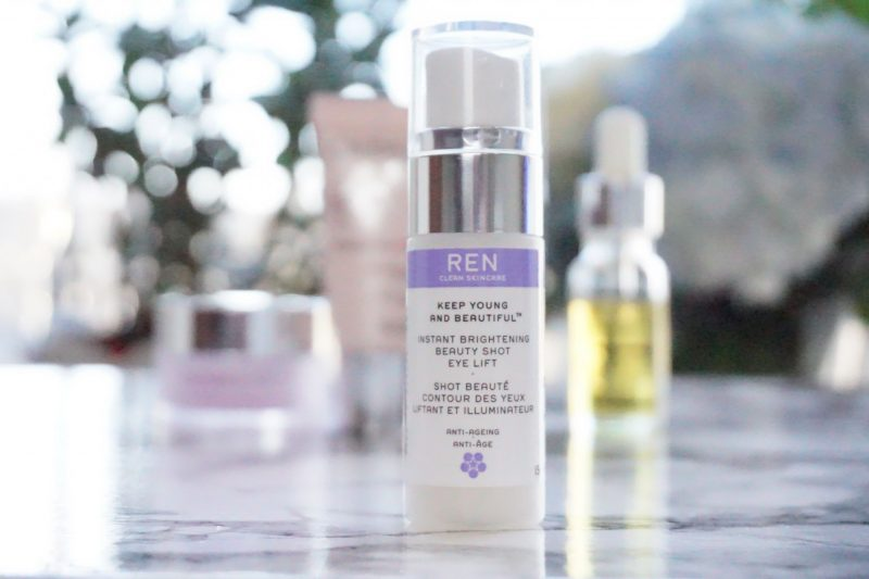 Ren Instant Brightening Shot Eye Lift