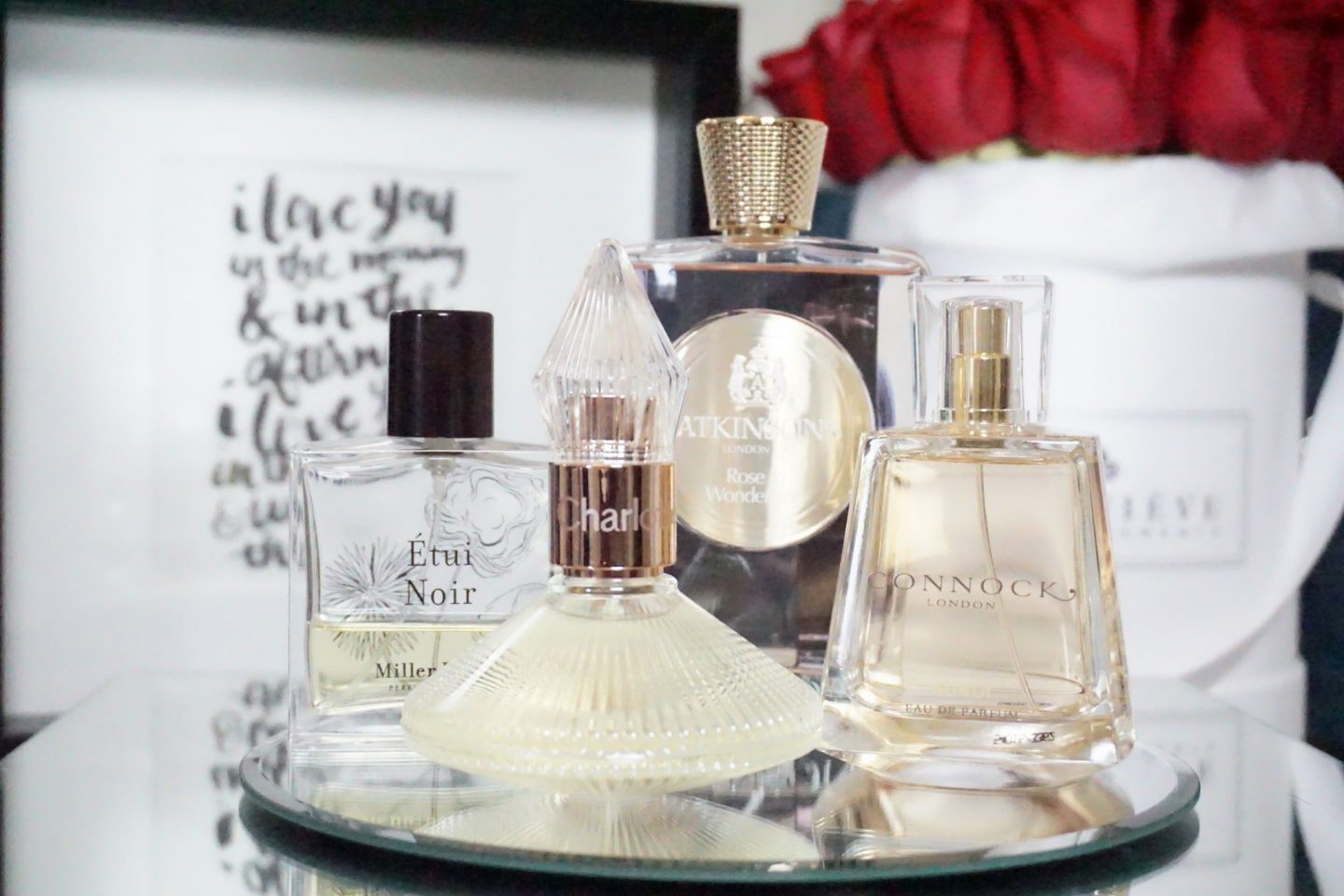 VALENTINE'S FRAGRANCE GIFT GUIDE