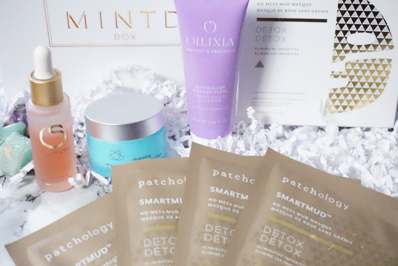 Mintd: Spring Clean Your Skincare