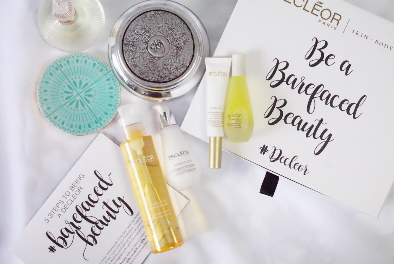 DECLEOR BAREFACED BEAUTY