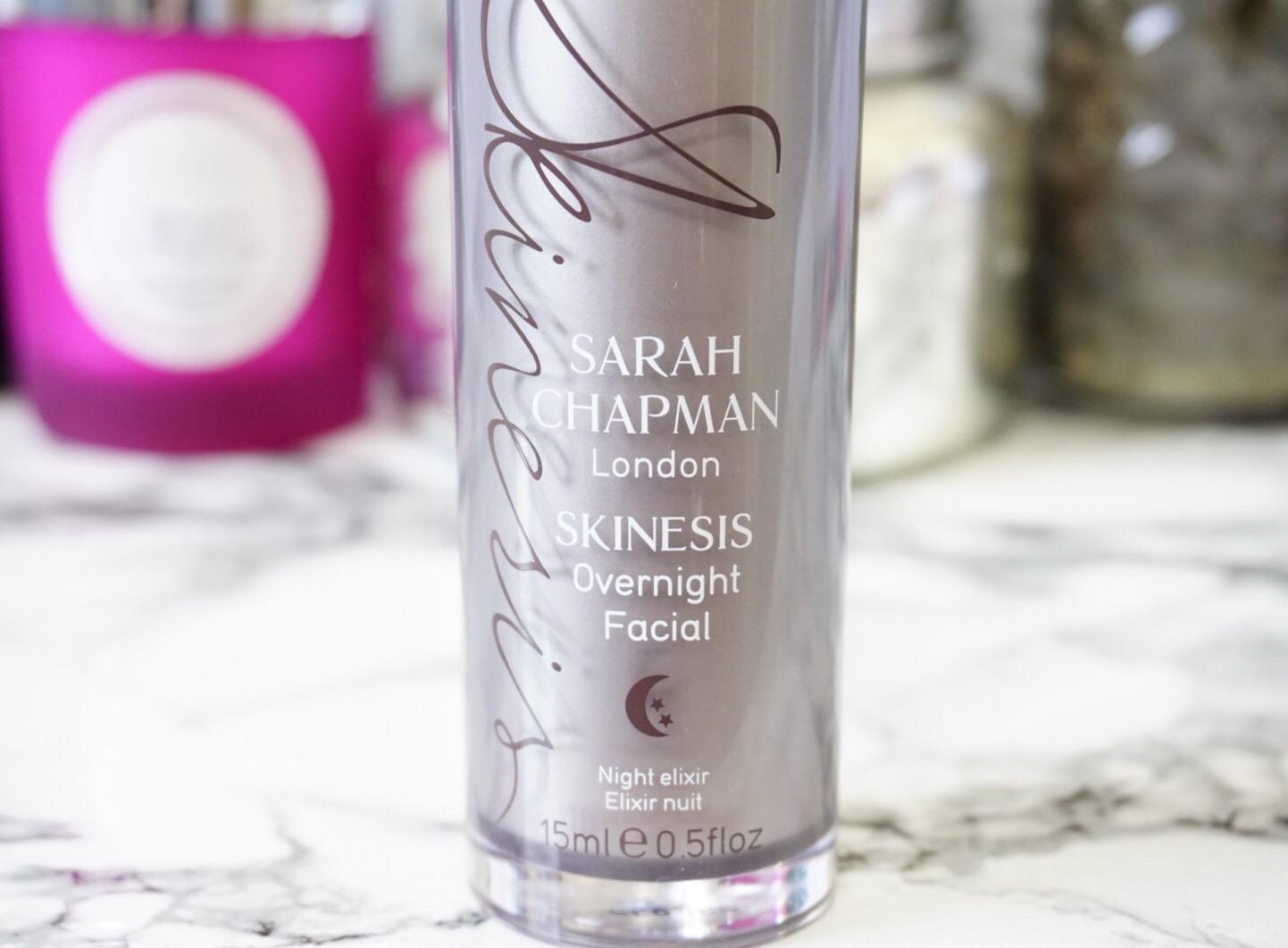 Sarah Chapman Skinesis Overnight Facial