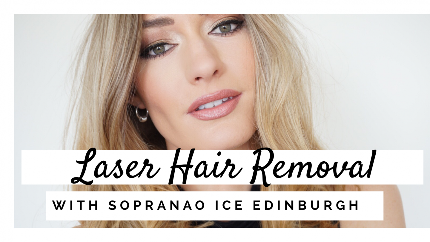 Laser Hair Removal with Soprano Ice
