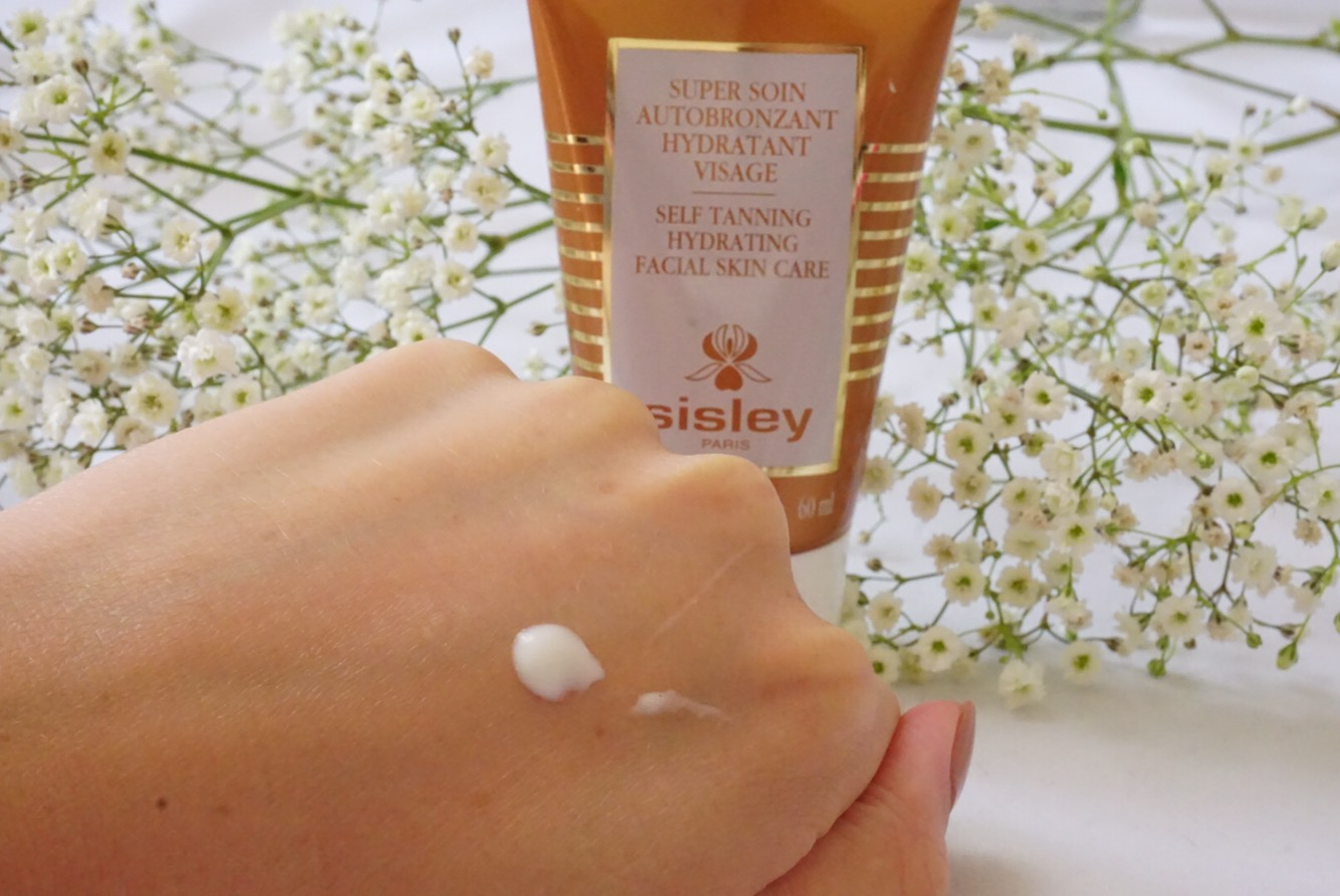 Sisley Self Tanning Hydrating Facial Skincare