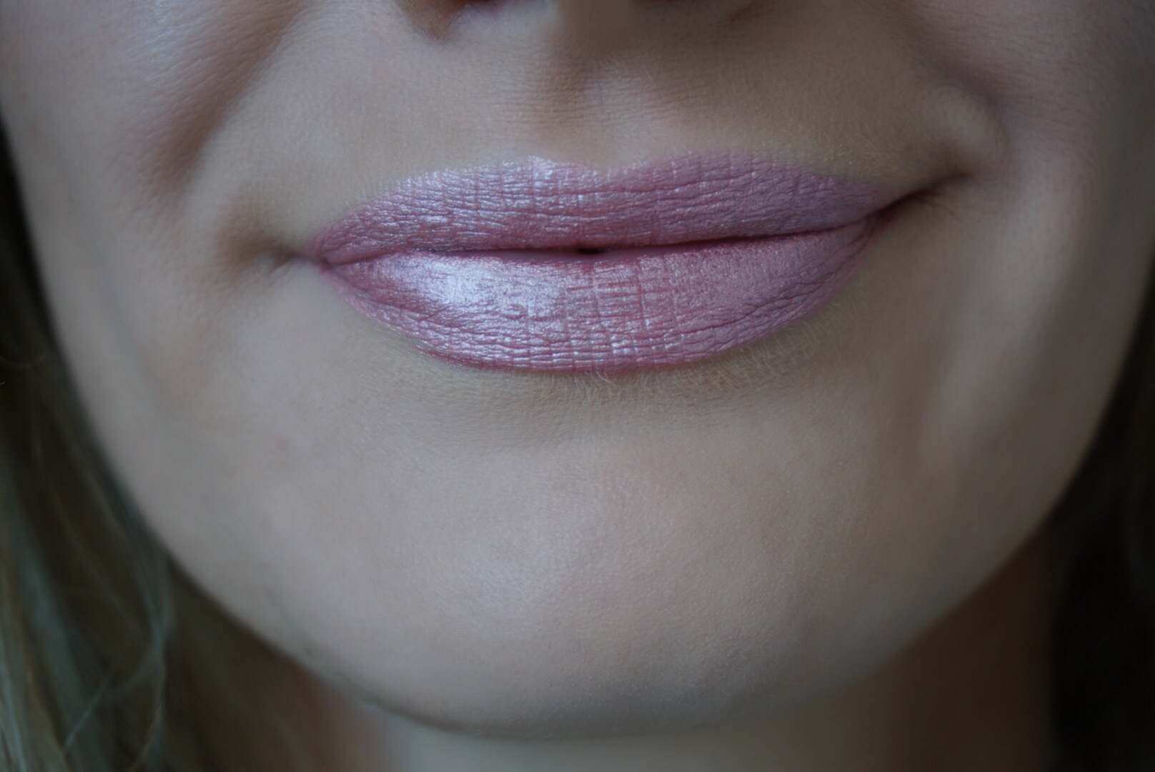 Jouer Lip Creme Swatch Citronade Rose