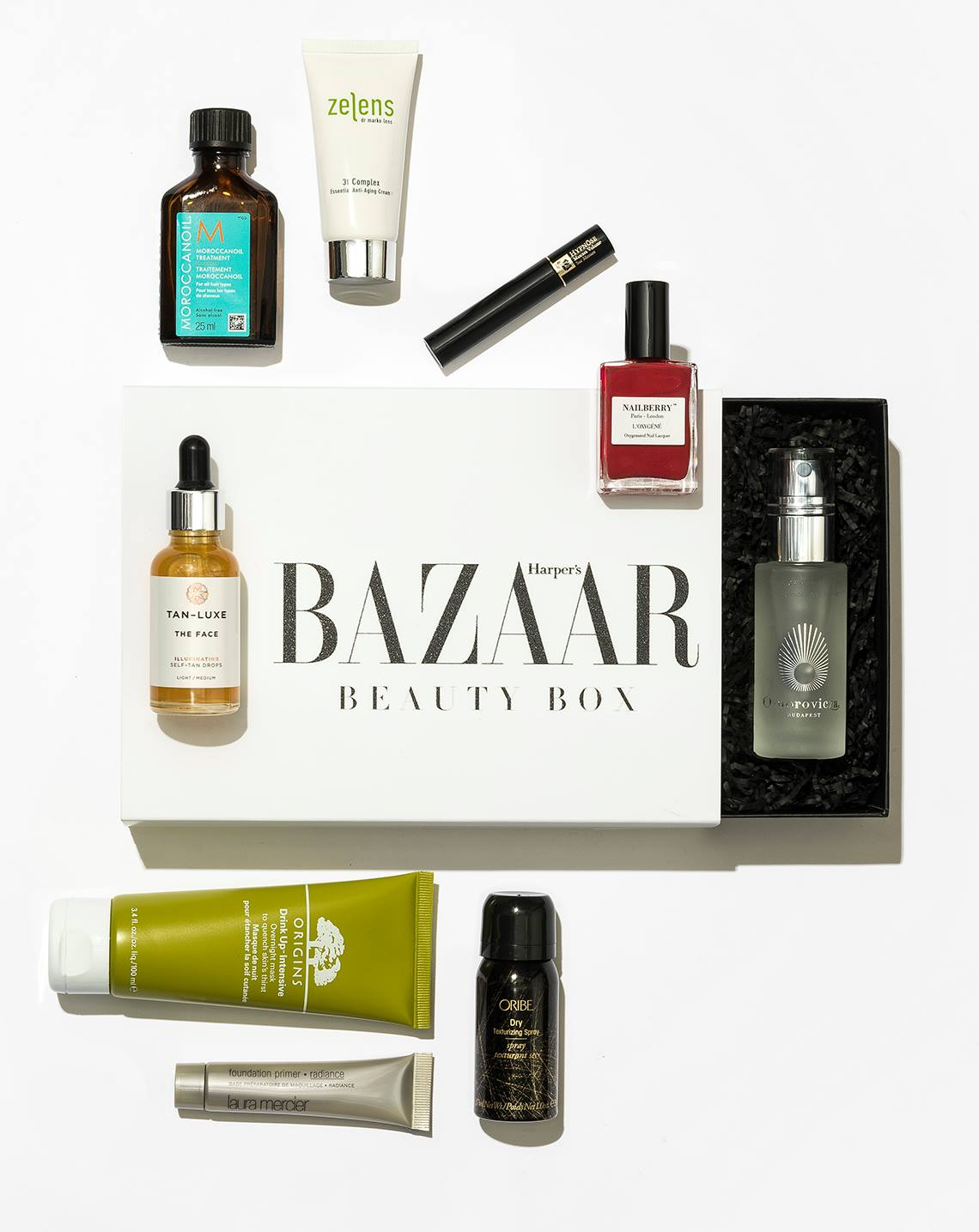 Latest in Beauty x Harpers Bazaar