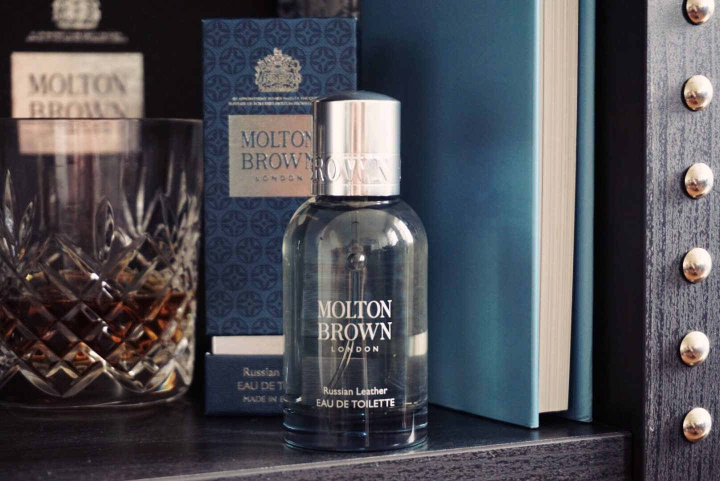 Russian Leather EDT – Molton Brown