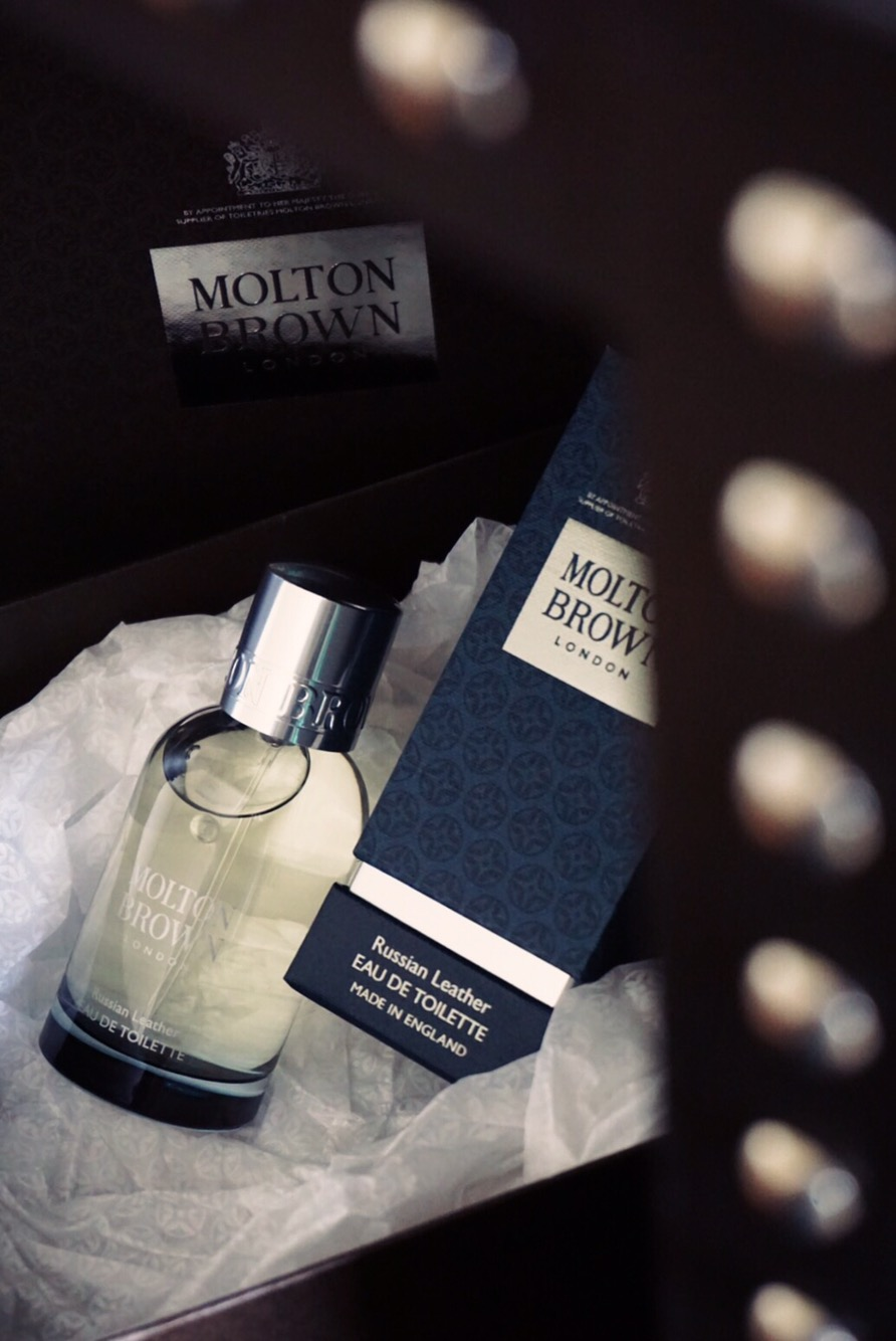 Russian Leather Molton Brown