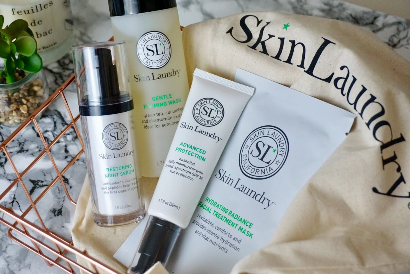 Skin Laundry Launches Wash & Wear Skincare Nationwide*