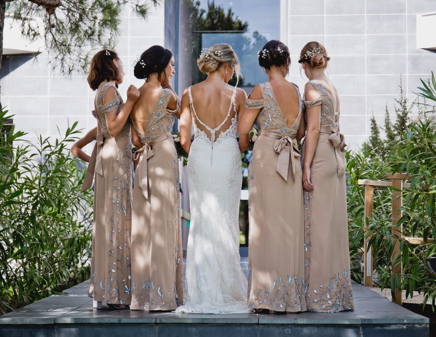 The Bridal Edit: My Bridesmaid Dresses