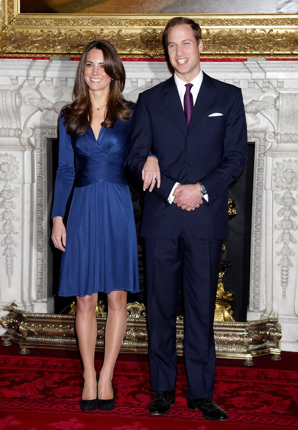 The sell-out Kate Middleton Engagement Dress now at House of Fraser for £99