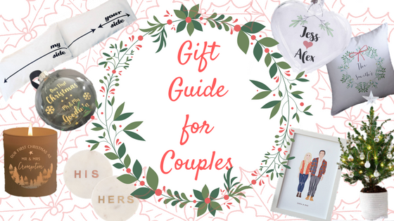 Christmas Gift Guide for Couples