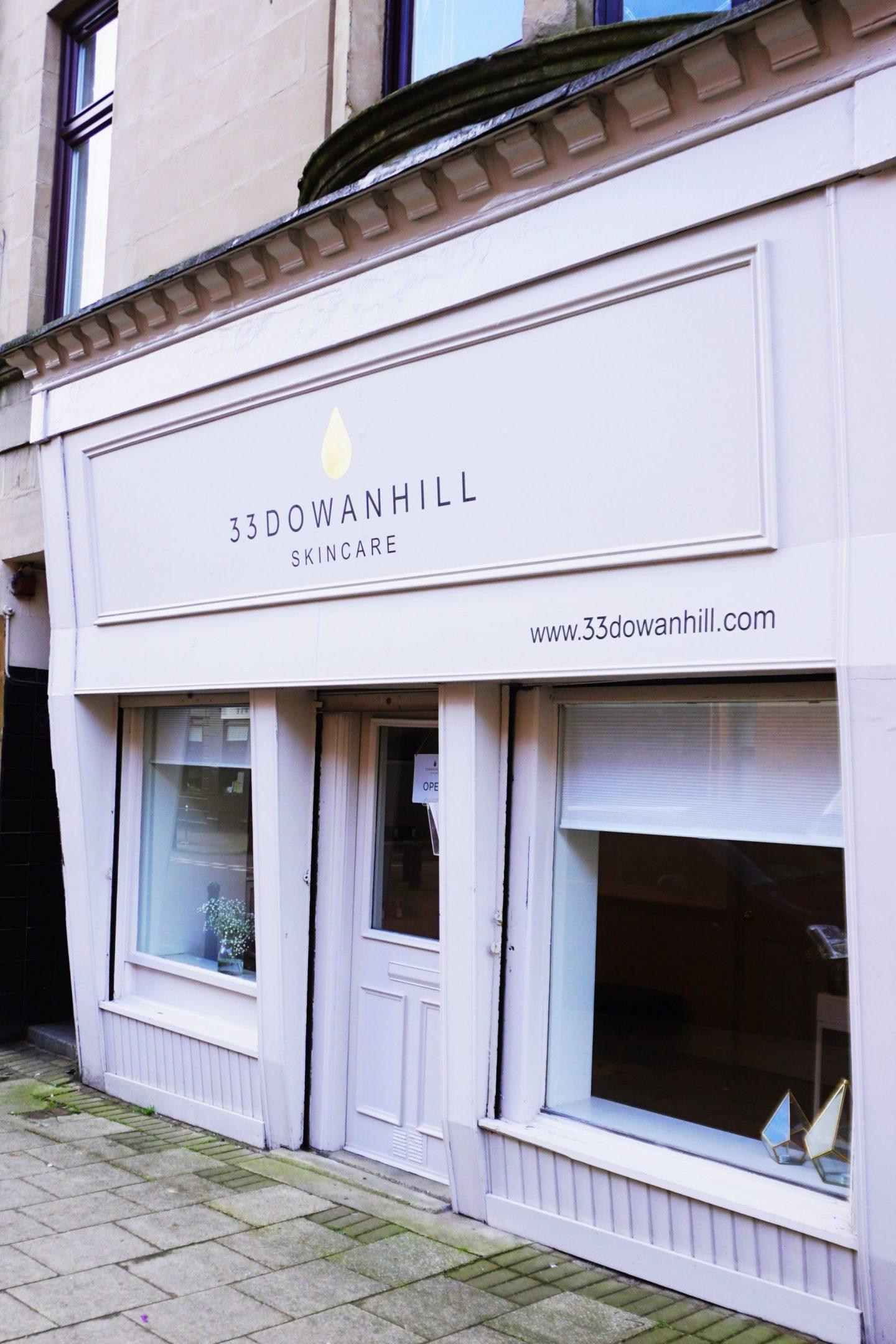 33 Dowanhill – Your Bespoke Facial