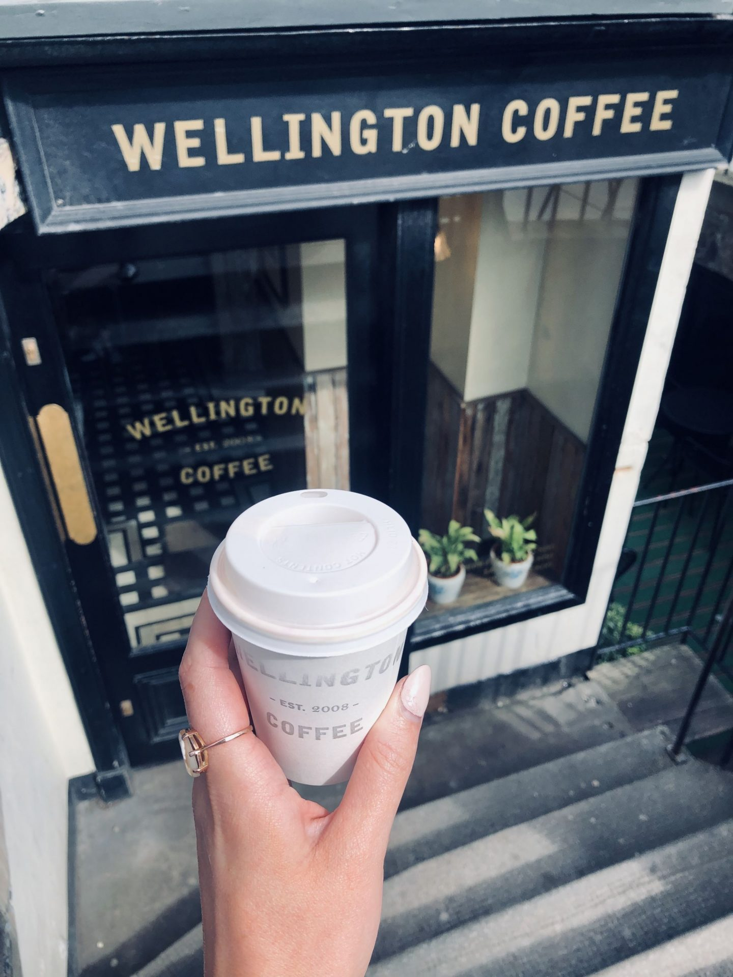 WELLINGTON COFFEE