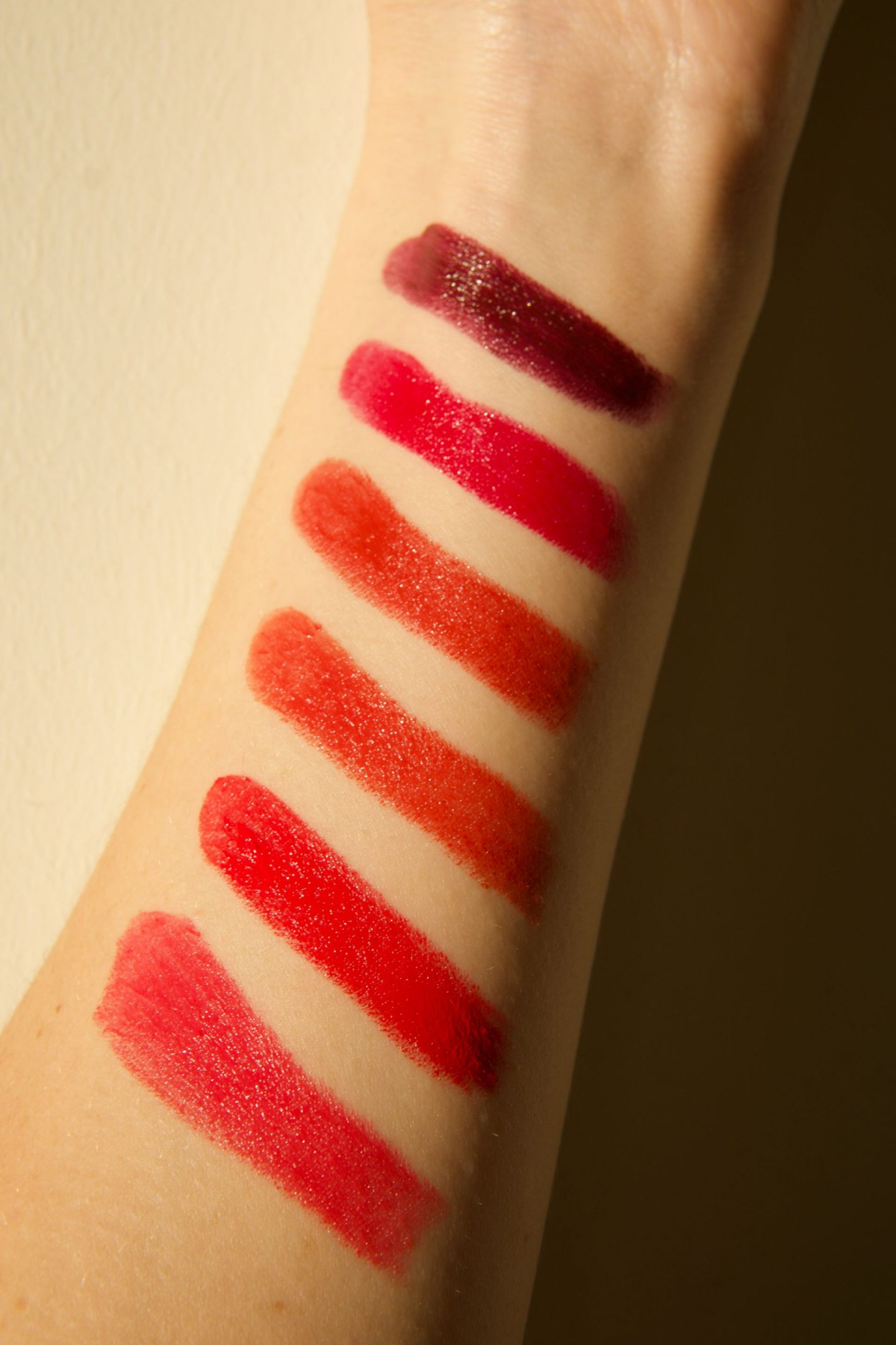 Bobbi Brown Luxe Shine Intense Lipstick Swatch