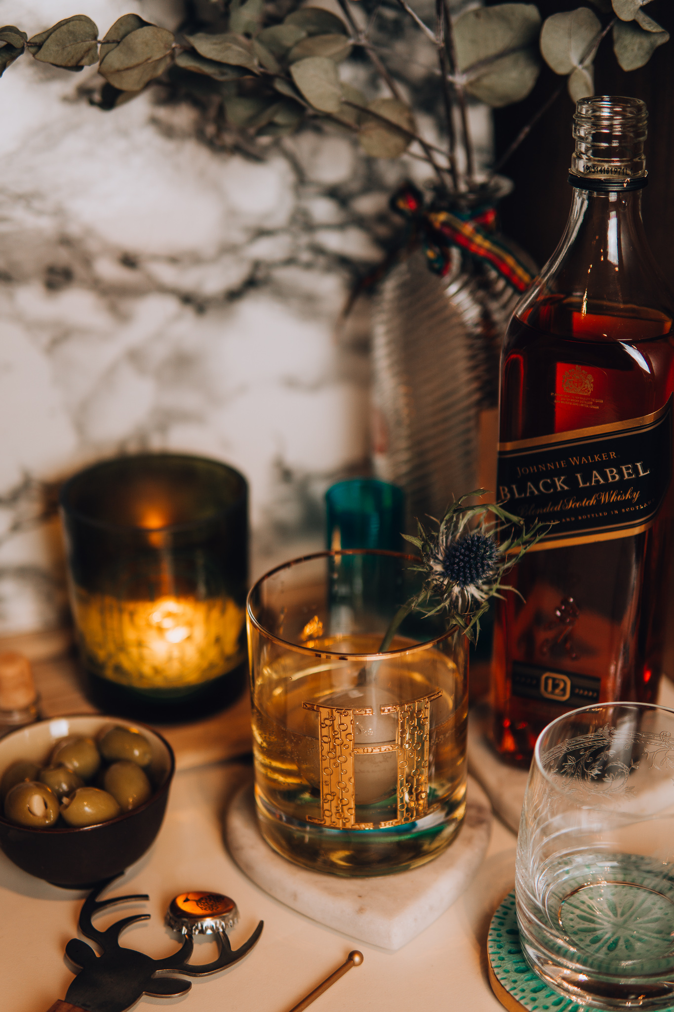 Johnnie Walker Scottish Highball