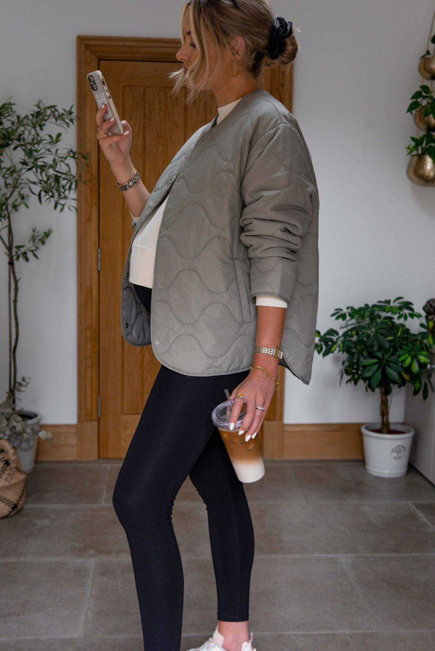 Quilted Jacket Trend